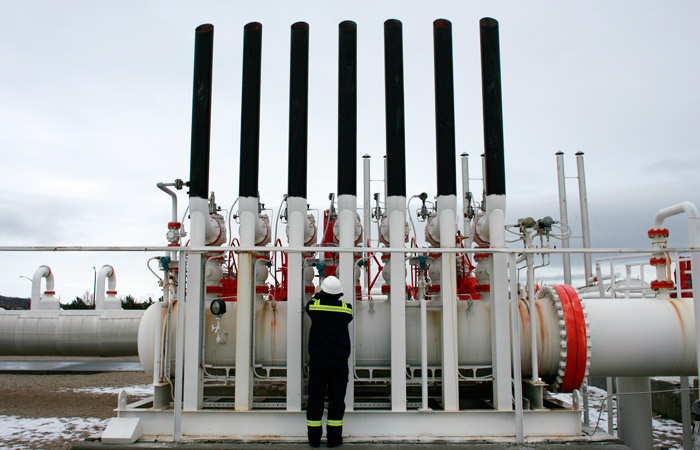 «Газпром» нанеделю прекратит экспорт газа по«Голубому потоку»