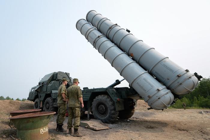 В Кремле отвергли планы поставок С-300 Сирии