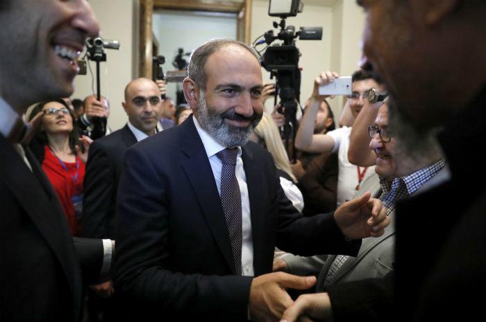 В Армении назначено новое правительство