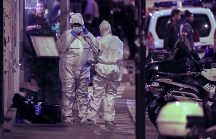 ИГ взяла на себя ответственность за нападение в центре Парижа