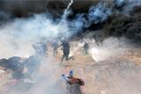 В Израиле отвергли нарушения правил разгона демонстрантов в секторе Газа