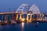 Открытие автодорожной части Крымского моста состоится 15 мая
