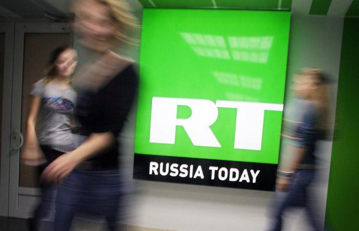 Маргарита Симоньян сообщила, что в киевский офис RT ворвались неизвестные