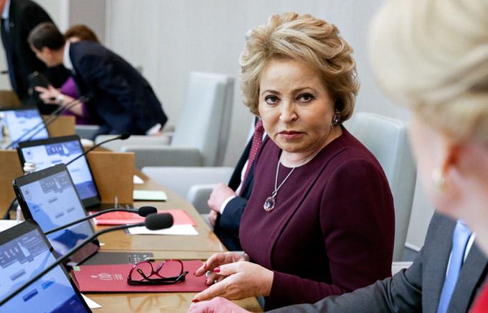 Матвиенко предложила растянуть повышение пенсионного возраста на 10 лет