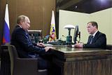 Утвержден состав нового правительства РФ