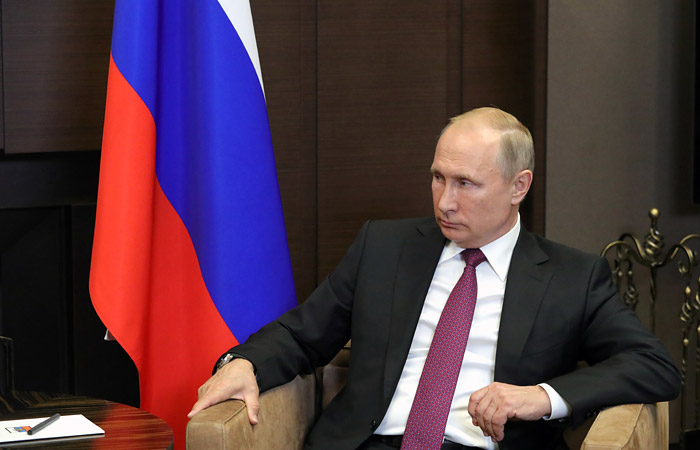 """Путин пообещал бороться за """"Северный поток-2"""""""