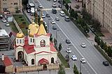 В Грозном боевики попытались захватить прихожан в церкви