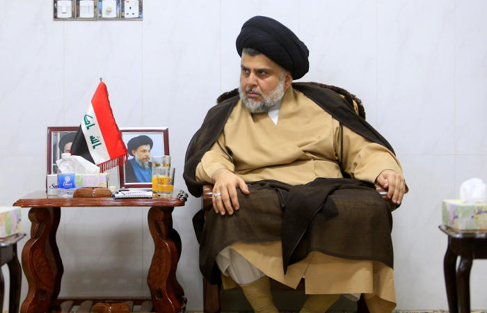 Премьер Ирака встретился сглавой победившего навыборах блока