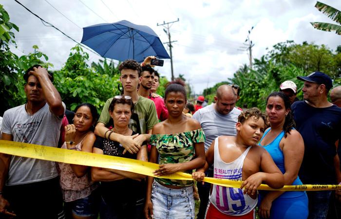 Мексика предоставила данные о разбившемся на Кубе самолете