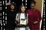 Самал Еслямова получила приз Каннского фестиваля как лучшая актриса