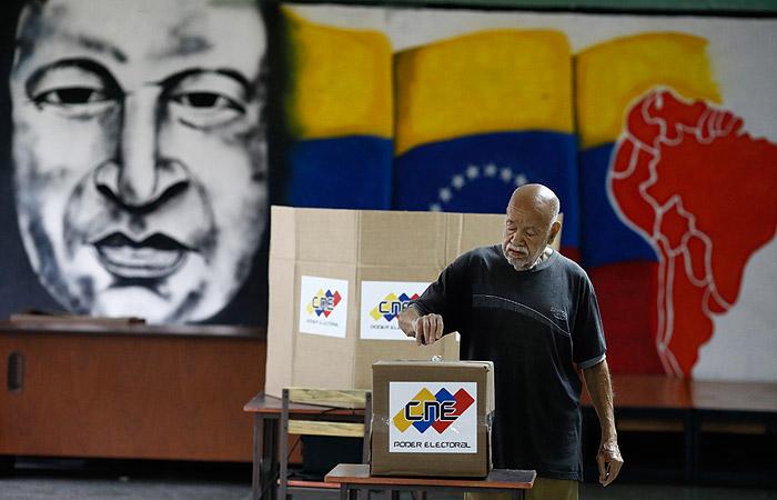 В Венесуэле начались досрочные президентские выборы