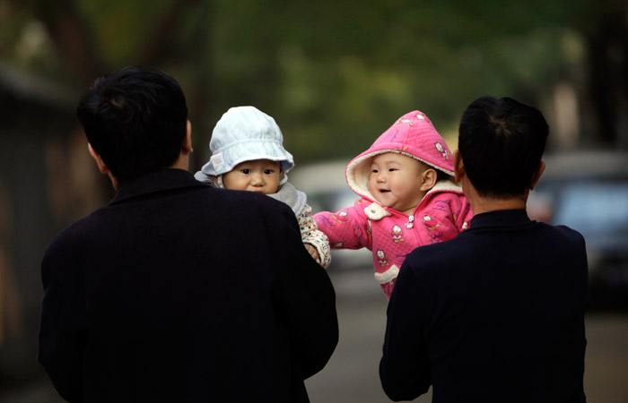 КНР хочет снять ограничения рождаемости