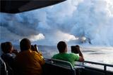 Потоки лавы от вулкана Килауэа достигли Тихого океана
