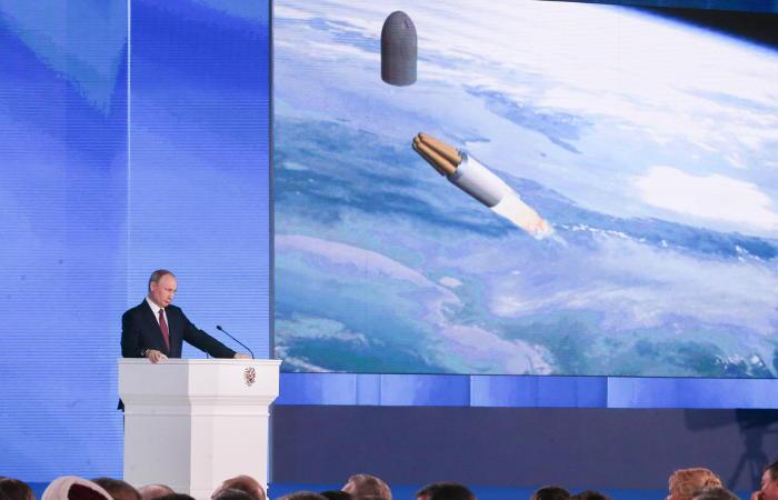 Канал CNBC сообщил о неудачных испытаниях новых российских ракет