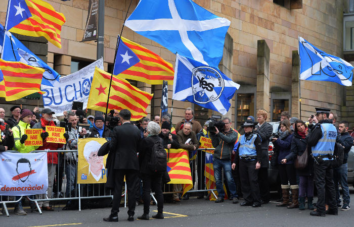 Мэй отвергла идею очередного референдума о независимости Шотландии