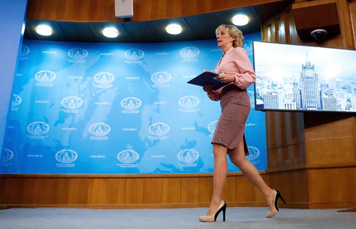 Захарова в связи с ситуацией с Абрамовичем заявила о политизации Лондоном визовых вопросов