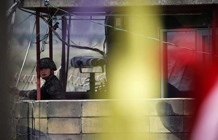 """КНДР произвела демонтаж ядерного полигона """"Пунгери"""""""