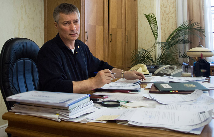 Гордума Екатеринбурга приняла отставку Ройзмана