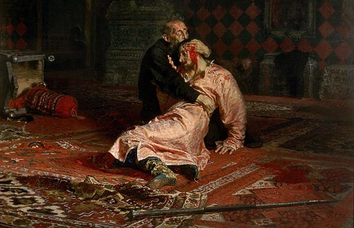 Поврежденная вандалом картина в Третьяковке не имела защитного покрытия
