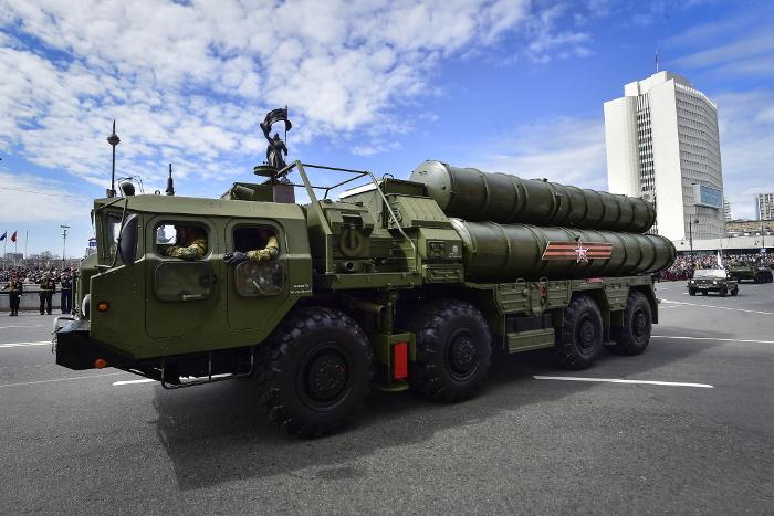 Путин осудил давление на Турцию в вопросе приобретения российских С-400