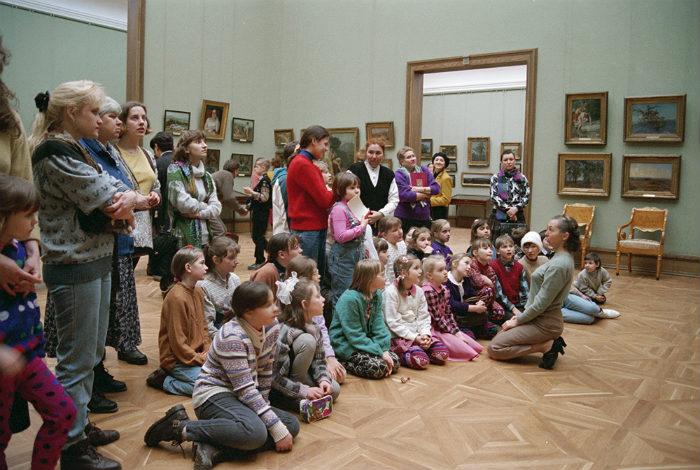 В Третьяковской галерее рассказали о степени повреждения пострадавшей картины Репина