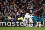 """""""Реал"""" в третий раз подряд выиграл Лигу чемпионов"""