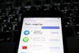 Роскомнадзор снова потребовал от Apple изъять в РФ приложение Telegram из AppStore