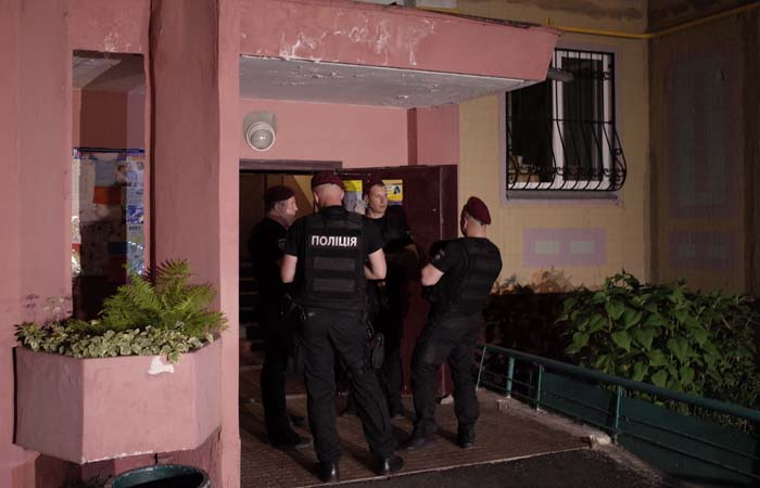 МВД Украины опубликовало фоторобот предполагаемого убийцы Бабченко