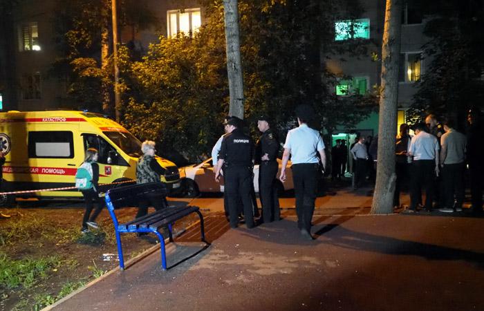 Удерживавший заложников и убивший соседа москвич арестован
