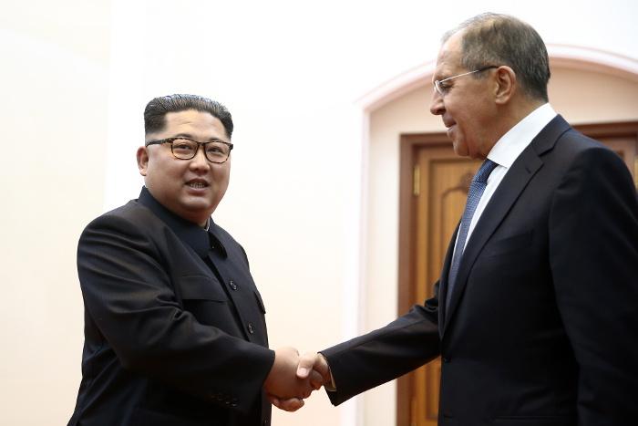 Ким Чен Ын и Лавров договорились о российско-северокорейском саммите
