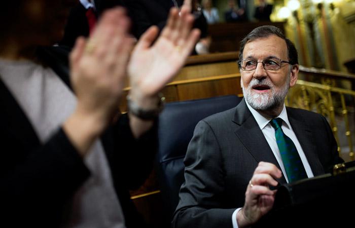 Испанскому правительству вынесен вотум недоверия