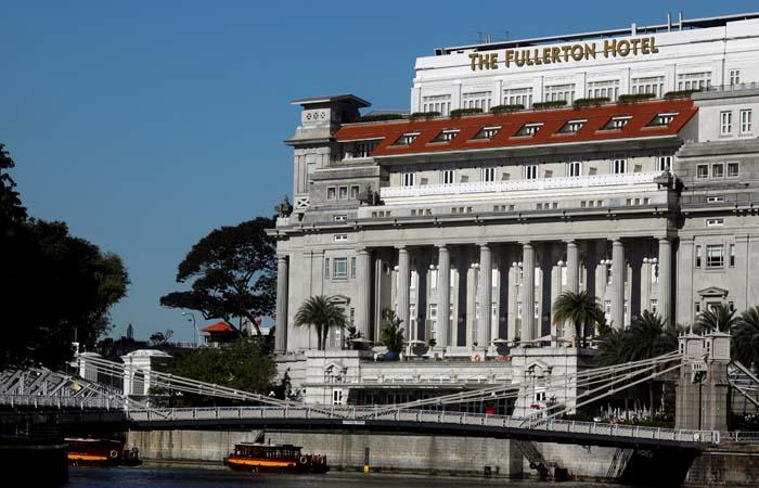 США и КНДР пока не решили, кто заплатит за президентский люкс Ким Чен Ына в Сингапуре