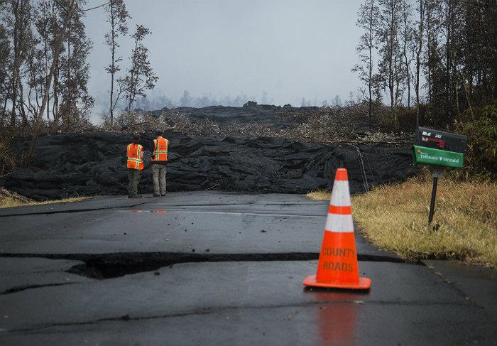 Извержение вулкана Килауэа: геологи прогнозируют взрыв из-за обнаружения странных трещин