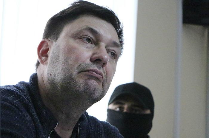 Киев объяснил, почему Вышинский пока не может выйти из гражданства
