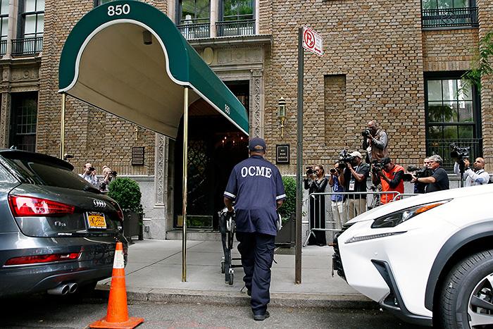 Дизайнер Кейт Спейд найдена  мертвой всвоей квартире вНью-Йорке