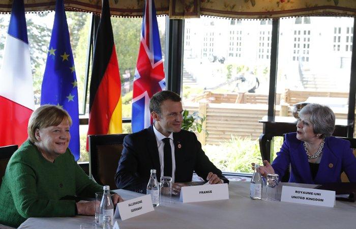 Входящие в G7 страны Европы высказались против возвращения в группу России