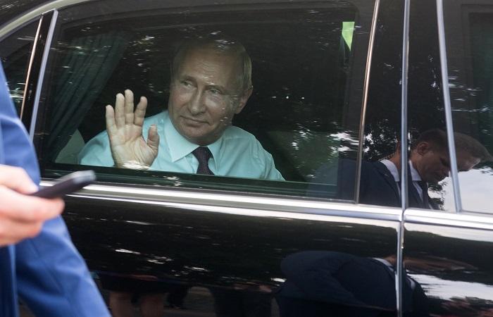 СМИ сообщили о просьбе Путина к австрийскому канцлеру устроить ему встречу с Трампом