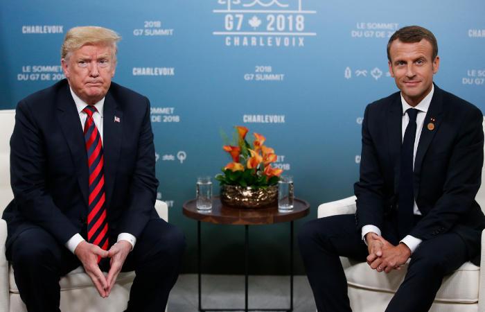 На саммите G7 не поднимали вопрос о возвращении России в группу