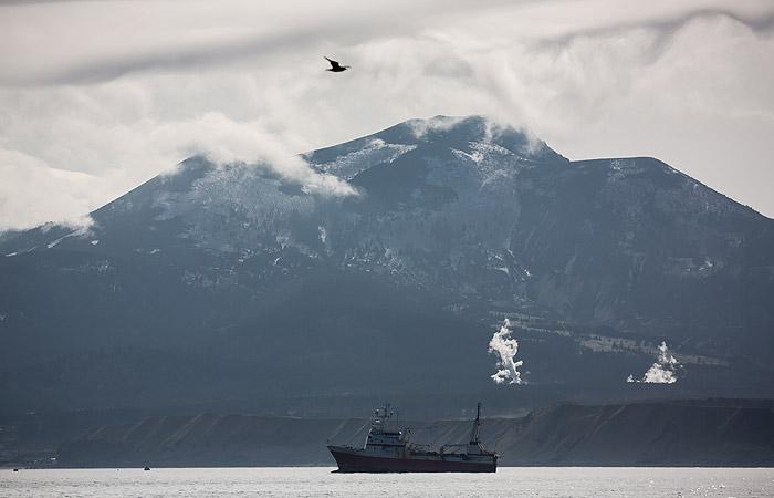 Япония выразила протест РФ из-за планов проложить линии связи на Курилы