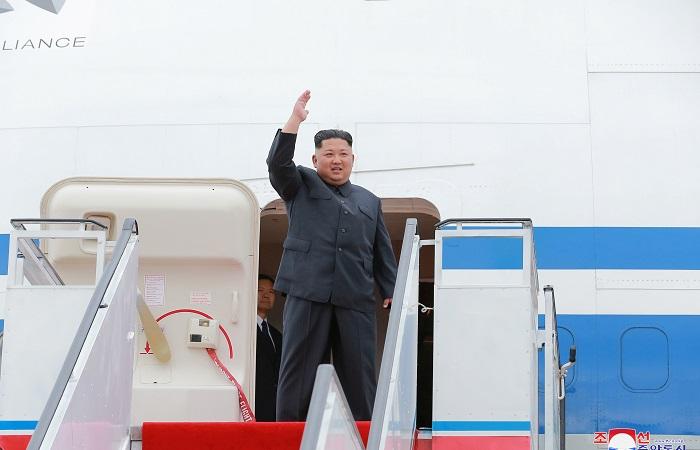 Ким Чен Ын пригласил Трампа в Пхеньян