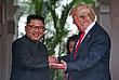 Встреча Дональда Трампа и Ким Чен Ына
