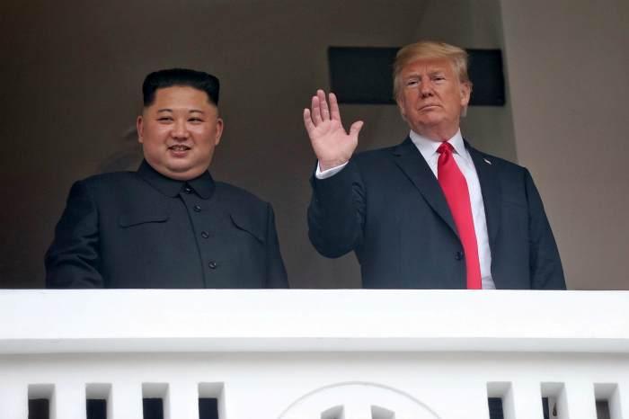 Трамп назвал особыми отношения с Ким Чен Ыном и пообещал позвать его в Белый дом