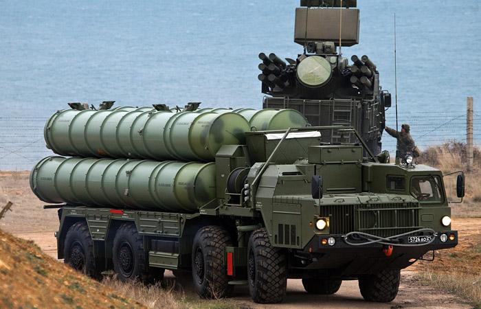 Анкара назвала шантажом требование США отказаться от покупки С-400