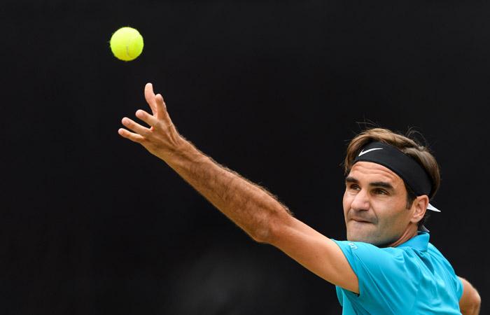 Теннисист Федерер возглавил рейтинг ATP