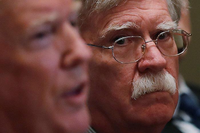 Советник Трампа по нацбезопасности займется подготовкой встречи президентов США и РФ