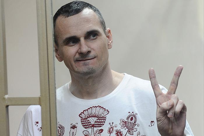 Сенцов отказался просить президента РФ о помиловании