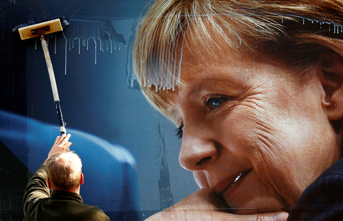 Более 40% жителей Германии выступили за отставку Меркель с поста канцлера