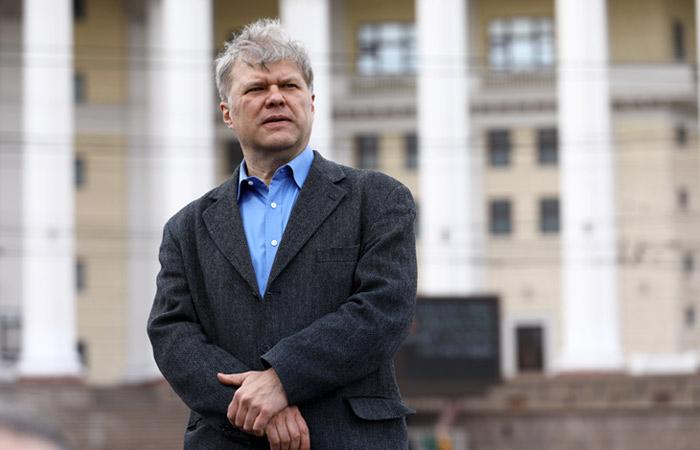 Выдвиженец Митрохин готов засудить партию из-за выборов главы города столицы — «Яблоко» раздора