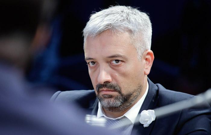 """Ведущий """"Международного обозрения"""" Примаков стал невъездным на Украину"""