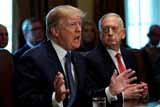 Трамп перестал советоваться с главой Пентагона